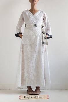 Lucknow Dress Coat