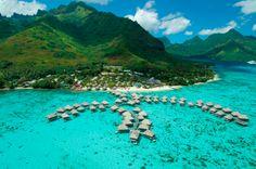 Hilton Moorea - #Tahiti #Holidays #packages