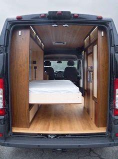 c056952945 30 Brilliant Photo of Van Home Ideas. A camper van resembles a family van  which