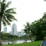 Went there almost every week for walking, jogging and find fresh air | Lumpini Park--Things to do in Bangkok