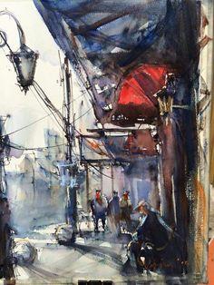 Lk Bing -Braga street