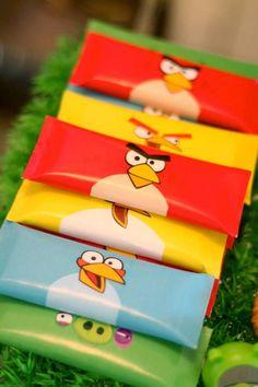 chocolatines angrybirds