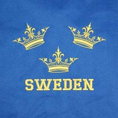 Sweden Three Crowns ~OH YES! Lord willing I WILL visit Sweden!!~