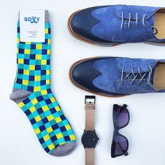 Would you rock this Soxy Combo? | The world's hottest socks club for men | www.Soxy.com