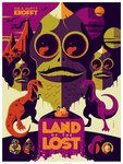 sid + marty krofft: land of the lost variant by *strongstuff on deviantART