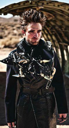 Robert Pattinson L'uomo Vogue 2012