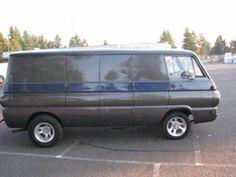 1969 Dodge A108 Van