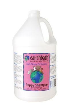 Earthbath Puppy Concentrated Shampoo, 1-Gallon by Earthbath. This item is on our Amazon Wish List: http://www.amazon.com/gp/registry/wishlist/1M0CHOJA356KV