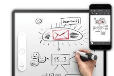 """Equil's Smartpen technology heads to the boardroom, effectively making any whiteboard surface """"smart."""""""