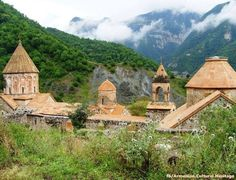 Dadivank Monastery (also Khutavank)) is a monastic complex in Artsakh and one of true masterpieces of Armenian medieval architecture.