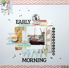 Early Morning (DP August-Kit)