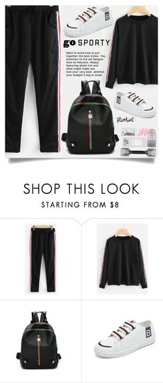 """Go sporty!"" by samra-bv ❤ liked on Polyvore"