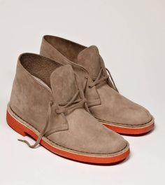 #Shoes . Clarks Originals Desert Boot
