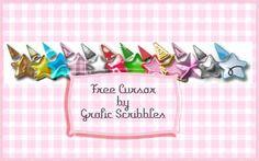 Grafic Scribbles: Free Star-Cursor