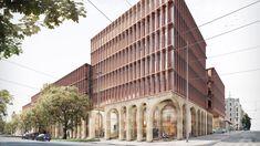 Kimmel Quarter by Schmidt Hammer Lassen Architects