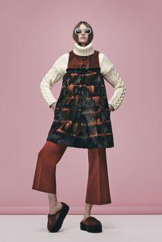 2016プレフォールコレクション - フェンディ(FENDI)ランウェイ|コレクション(ファッションショー)|VOGUE JAPAN