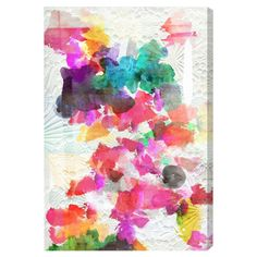 Inside Her Eyes Canvas Print - Occasionals Under $300 on Joss & Main