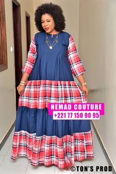 Latest African Fashion Dresses, African Dresses For Women, African Attire, African Print Fashion, Ankara Styles For Kids, African Blouses, Dresses Kids Girl, African Design, Fashion Outfits