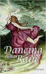 Christine Moran, poet, and Diane Denton, artist, collaborate on Dancing in the Rain. chriscover