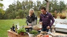 Ratatouille připravené Chantal Poullain My People, Ratatouille, Celebrity, Food, Essen, Celebs, Meals, Yemek, Eten