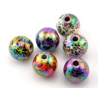 21 Styles Choisir en Alliage Or//Or Rose Charme Loose Spacer Beads Jewelry Making