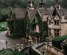 dark academia movie list on We Heart It Architecture Temple, Arquitectura Wallpaper, Paradis Sombre, Dark Green Aesthetic, Slytherin Aesthetic, Garden Cottage, Cozy Cottage, Chiaroscuro, Land Scape