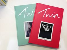 Issue VIII is out today! Order now; http://www.twinfactory.co.uk/buy-twin/