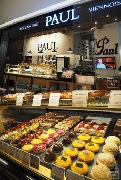 Bangkok the Paul Cafe Thailand