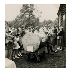 Llanbrynmair Carnival, 1960