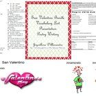 This San Valentino Bundle contains 3 items to help with your Saint Valentine's Day lesson in Italian. The PDF file includes a vocabulary sheet in I...