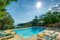 Over 1700 holidays villas with private pools across 19 destinations. Low deposits, great prices and more free added extras than any other UK operator. Corfu Greece, Private Pool, Villas, Places To Visit, Outdoor Decor, Holiday, Home Decor, Vacations, Decoration Home