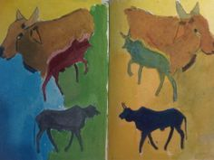 Charles-Indian cows