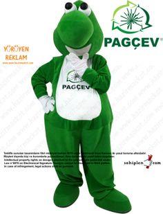 Pagcev Dinosaur Mascot Costume Mascot Costumes, Fictional Characters, Design, Fantasy Characters