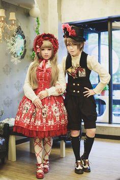 lolita + ouji