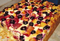 Túrós köleskocka Healthy Sweets, Hawaiian Pizza, Gluten Free Recipes, Vegetable Pizza, Free Food, Oatmeal, Clean Eating, Pie, Baking