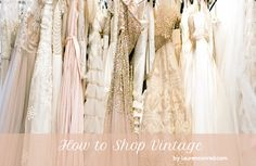 Savvy Shopper: Tips for Shopping Vintage