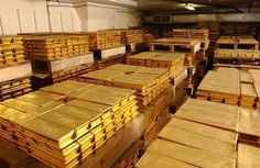 Gold Bullion Stock