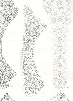 Bedfordshire lace patterns - isamamo - Веб-альбомы Picasa