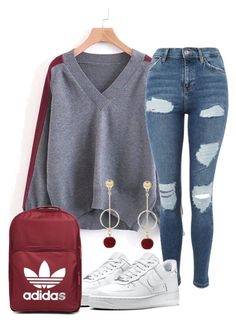 """""""Fit 18"""" by fruitylooper on Polyvore featuring Topshop and NIKE"""