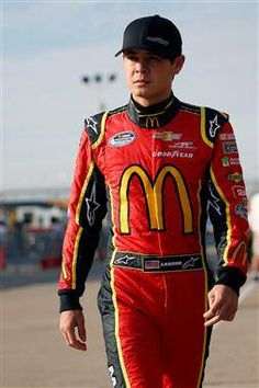 Kyle Larson   (photo: NASCAR Images)