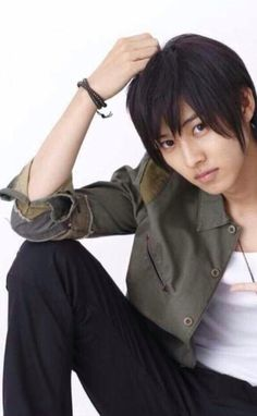 Kento Yamazaki- love Him in this hair <3