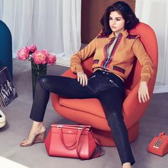 "12.9k Likes, 185 Comments - Coach (@coach) on Instagram: ""Introducing the Selena Grace bag. Designed in collaboration with @SelenaGomez, the statement…"""