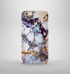 PURPLE MARBLE CASE, iPhone 6 case, iPhone 6s case, iPhone case, iPhone 5s case, iPhone 5c case, iPhone 5 case, marble case, iPhone marble