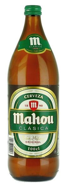 Beers of Europe | Mahou Clasica 1 Litre