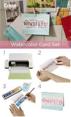 The card-making possibilities are endless with Cricut cutting machines & accessories!