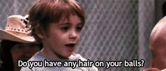 gif - 5 year old Robert Downey Jr. in his first role. he was so cute!