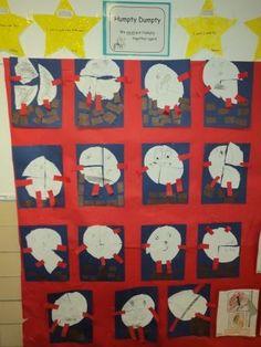 Nursery Rhyme craft projects