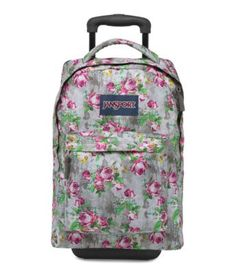 92554b84d0 JanSport THE9 0KL front. JanSport THE9 0KL front Rolling Backpack ...