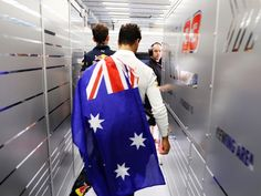 Before the start of the Italian Grand Prix, Red Bull driver Daniel Ricciardo…