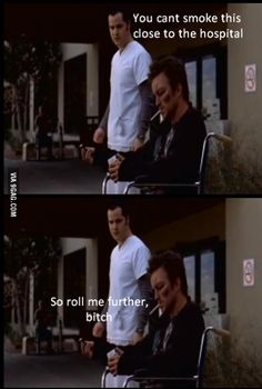 One of my favorite lines by Jesse Pinkman